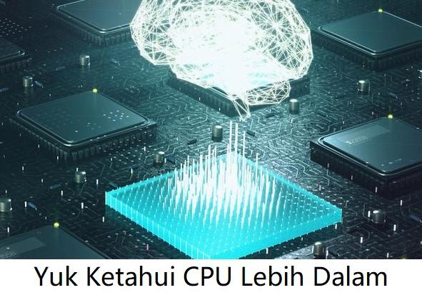CPU, Salah Satu Elemen Penting Dalam Komputer