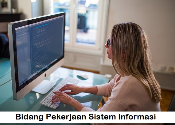 Kamu Jurusan Sistem Informasi? Bisa Bekerja di Bidang Ini Loh!